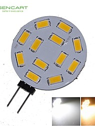 cheap -SENCART G4 / T10 / Festoon Light Bulbs SMD 5730 / SMD 5630 / High Performance LED 450-550lm
