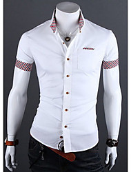 cheap -Men's Classic & Timeless Shirt-Multi Color,Classic Style