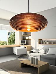 baratos -Moderno/Contemporâneo Luzes Pingente Para Sala de Estar Quarto Sala de Jantar Quarto de Estudo/Escritório Lâmpada Não Incluída
