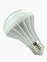 E26/E27 Lâmpada Redonda LED A80 45 leds SMD 2835 Decorativa Branco Quente Branco Frio 900lm 2800-6500K AC 24 AC 12V