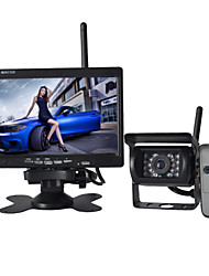 cheap -7 Inch Monitor  170°HD Bus Car Rear View Camera + Bus High-Definition Wide Angle Waterproof CMD Camera