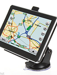 cheap -New 7 Inch Auto Car Truck GPS Navigation 4GB Map Sat Navi WinCE 6.0 FM Mp3 Mp4(Within the map of Europe)