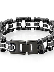 cheap -Kalen Men's Jewelry Stainless Steel Bicycle Chain Inspiring Bracelet