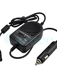 cheap -Universal 80W Car Cigarette Lighter Charger  8 Adapters for Laptop - Black (DC 11~14V)
