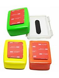 abordables -Cadre Souple / Etui de protection / Vis Imperméable Pour Caméra d'action Gopro 5 / Gopro 3 / Gopro 3+ faux cuir / ABS / Autre