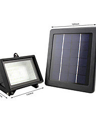 1pc LED Solar Lights 40 Integrate LED 900-1000lm White Color Sensor Rechargeable Decorative Led Flood Light