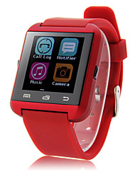 baratos -Tecnologia Vestível - Relógio inteligente - MOWTO - u8-t - Bluetooth 4.0/HDMI