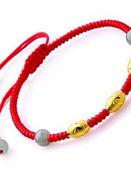 Bracelet Collection personnelle de perle/Chaîne Agate/Dorage 18K Onyx Amoureux/Femme