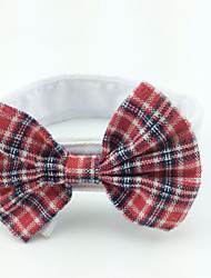 cheap -Cat Dog Tie/Bow Tie Dog Clothes Wedding Red Costume For Pets