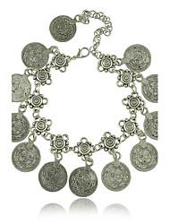 Women's Alloy Charm/Chain With Bracelet