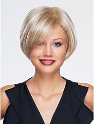 visoke kvalitete capless kratki valovita mono vrhu ljudske kose perika 12 boja za izabrati