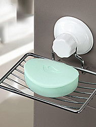 cheap -Soap Dishes & Holders High Quality Contemporary Stainless Steel + A Grade ABS 1 pc - Hotel bath Wall Mounted