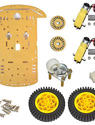 Недорогие -/ 20 линия скорости кодирования / для Arduino робота колеса тело цветок