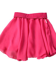 cheap -Chiffon Made Pull-on Skirts for Ballet Dancing More Colors for Girls and Ladies