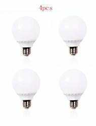700 lm E26/E27 LED okrugle žarulje A60(A19) 30 LED diode SMD 2835 Ukrasno Toplo bijelo Hladno bijelo AC 220-240V