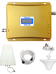 cheap -Lintratek GSM 3G Repeater 900MHz 2100 WCDMA Cell Signal Booster Dual Band Repetidor Airtel/Beeline/Digicel/Vodafone