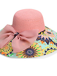 cheap -Women Basketwork Hats With Special Occasion/Casual Headpiece(More Colors)