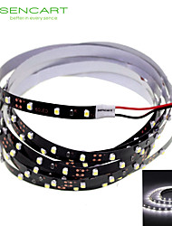 cheap -120cm 6W 90x3528SMD White / Cool White  Light LED Strip Lamp for Car