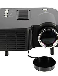 Недорогие -ZHG® UC28+ ЖК экран Проектор для домашних кинотеатров QVGA (320x240) 48 Lumens Светодиодная лампа 4:3/16:9