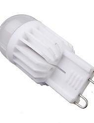 cheap -Dimmable G9 6W 2xCOB 540LM 2800-3200K/6000-6500K  Warm White/Cool White Light LED Corn Bulb (AC 110-130V/AC 220-240V)