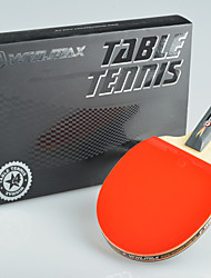 cheap -Winmax® 1 Pcs 4 Star Long Handle Table Tennis with A Color Packing Box