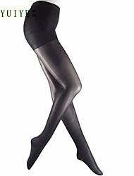 YUIYE® Women Seamless Slimming Leggings Control Panties Body Shaper Tights Pantihose