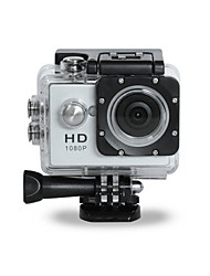 cheap -RICH A9 Sports Action Camera 1920 x 1080Pixel Multi-function / Waterproof / Wide Angle 2inch English / French / German 30m Universal