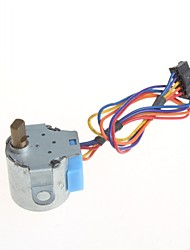 4-Phase 5-Wire Stepper Motor 20MM Stepping Motor With Gear Box
