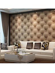 Contemporary 3D Wallpaper Art Deco 0.53m*10m Wall Covering PVC/Vinyl Wall Art