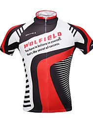 West biking Camisa para Ciclismo Homens Manga Curta Moto Camisa/Roupas Para Esporte Blusas Secagem Rápida A Prova de Vento Vestível