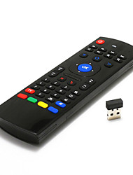 cheap -Wireless 2.4GHz Keyboard & Mouse Combos Mini/Air Mouse Remote for Android Smart TV Box