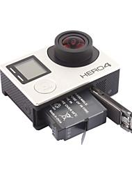abordables -batterie Pratique Pour Caméra d'action Gopro 4 Universel Autre