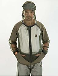 Kompleti odjeće/odijela Camping & planinarenje Ribolov Uniseks Prozračnost Anti-Kukci Uklonjivi čep Ljeto