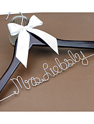 Bride Bridesmaid Flower Girl Couple Wood Aluminum Alloy Creative Gift Wedding Congratulations Thank You