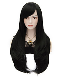 cheap -Synthetic Wig / Cosplay & Costume Wigs Straight Synthetic Hair Wig Women's Very Long Capless
