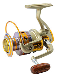 cheap -Yomores EF6000 Fishing Reels 2015 New Metal Front Drag 5.5:1 Fish Reel Boat Rock Left Hand 10BB