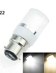 cheap -2.5W E14 G9 GU10 B22 E26/E27 LED Corn Lights T 15 SMD 5630 150-200 lm Warm White Cold White 3000-3500K 6000-6500K K Decorative AC 100-240