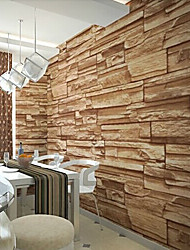 New Rainbow™ Contemporary Wallpaper Geometric Modern Design Wall Covering PVC/Vinyl Wall Art