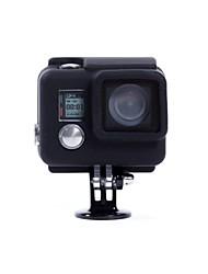 Недорогие -Гладкая Рамка защитный футляр Для Экшн камера Gopro 4 Black Gopro 4 Silver Gopro 4 Gopro 3+ Ластик - 1