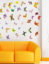 cheap -Landscape Animals Wall Stickers Animal Wall Stickers Decorative Wall Stickers, Vinyl Home Decoration Wall Decal Wall Decoration