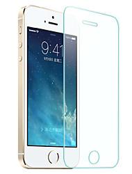 protezione dello schermo in vetro temperato hzbyc® antigraffio ultra-sottile per iPhone 5 / 5s / 5c / SE