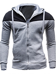 Herren Freizeit Activewear Sets Lang Baumwolle