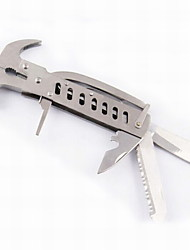 cheap -Others / Knives / Plier Multi Function for Camping / Outdoor - Stainless Steel
