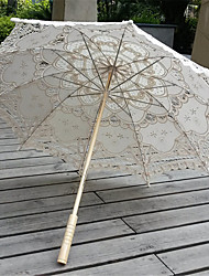 cheap -Vintage Lace Parasols Bridal Umbrella (More Colors) Wedding Accessories