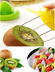 Fruit Vegetable Peeler kiwi Fruit Peeler Kitchen Tool (Random Color)