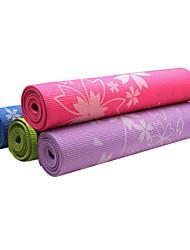 baratos -Yoga Mats Sem Cheiros Amiga-do-Ambiente Non-Slip Impermeável Secagem Rápida Non Toxic Pegajoso PVC 6 mm para