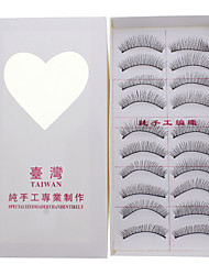 cheap -Others Extended Lifted lashes Volumized Eye Classic High Quality Daily