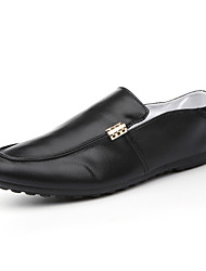 Men's Loafers & Slip-Ons Summer Comfort Leatherette Casual Walking
