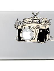 cheap -1 pc for Scratch Proof Cartoon Pattern MacBook Air 13''
