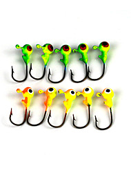 """preiswerte -30 Stück Jigs Angelköder Jigs g / Unze mm / 1-3/8"""" Zoll, Fester Kunststoff Seefischerei Fischen im Süßwasser"""
